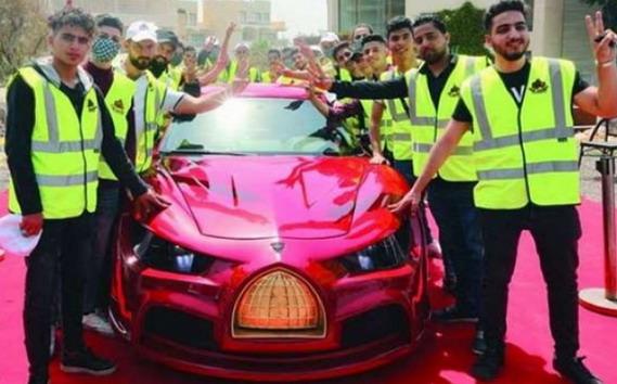 U Libanu predstavljen prvi 100% električni automobil