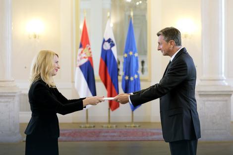 U Ljubljani svečano obeležen Dan državnosti Srbije
