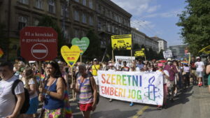 U Mađarskoj Parada ponosa u znaku protesta zbog zakona protiv LGBT