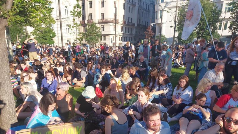 U Mađarskoj protest uoči glasanja o zakonu protiv LGBT