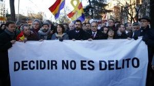 U Madridu počelo suđenje katalonskim separatistima