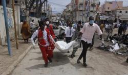 U Mogadišu osam osoba poginulo u ekploziji automobila bombe