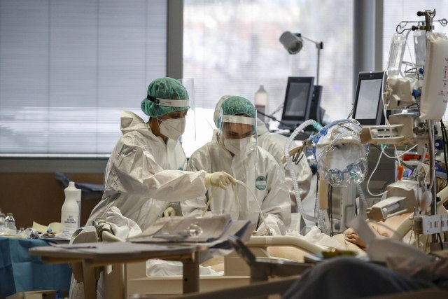 U Moskvi rekordan broj preminulih od kovida