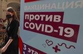 U Moskvi veliki porast broja zaraženih, vlasti krive nihilizam
