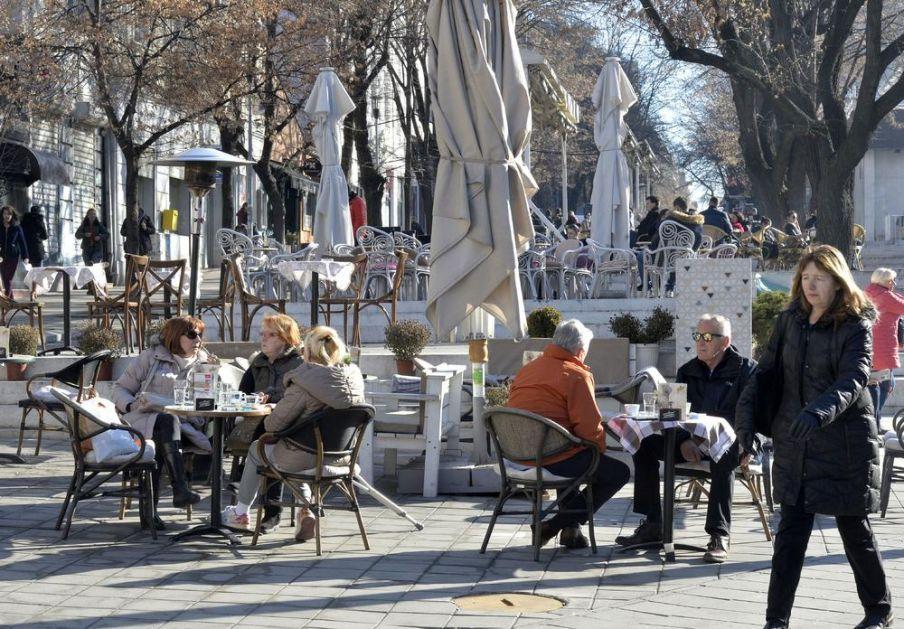 U NEDELJU SUNČANO I JOŠ TOPLIJE: Drugog dana vikenda temperature do 18 stepeni!