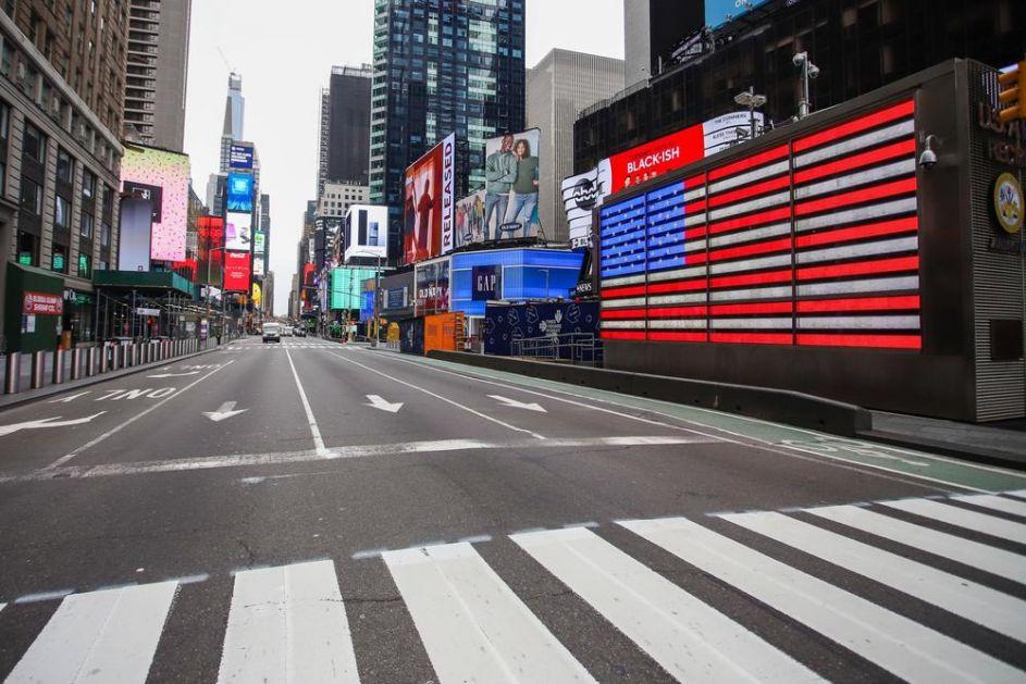 U NJUJORKU RASTE BROJ OBOLELIH OD KORONE: Zaraženo više od 83.000 ljudi, za 72 sata broj umrlih se više nego duplirao
