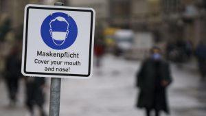 U Nemačkoj mere protiv epidemije korona virusa produžene do 10. januara