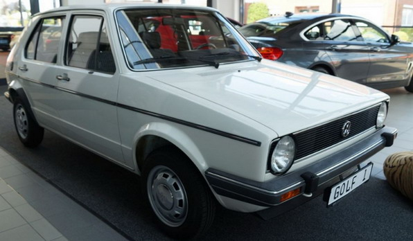 U Nemačkoj na prodaju Volkswagen Golf jedinica koji je prešao 22.773 km
