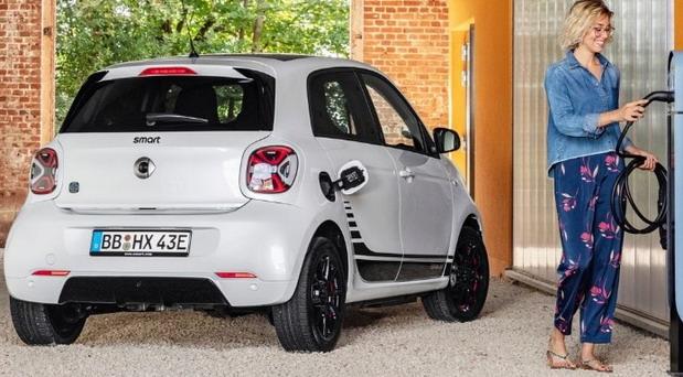 U Nemačkoj raste interes za električnim vozilima