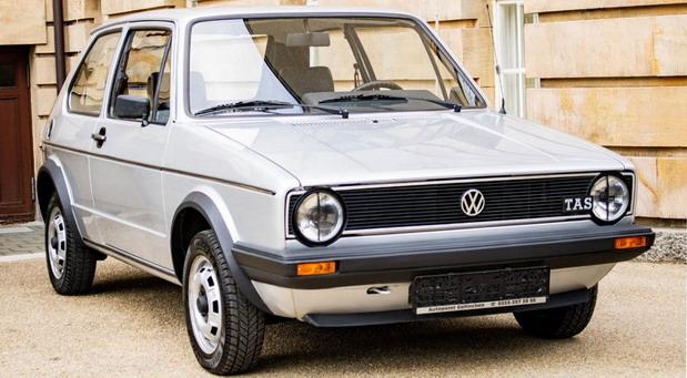 U Nemačkoj se prodaje restaurirani Volkswagen Golf JGL iz TAS-a