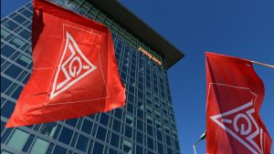U Nemačkoj štrajk zaposlenih u industriji