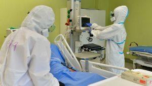 U Nišu hospitalizovan 101 pacijent sa koronom, a preminulo ih troje