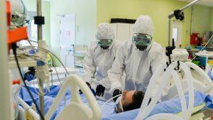 U Nišu od kovida preminuo još jedan pacijent