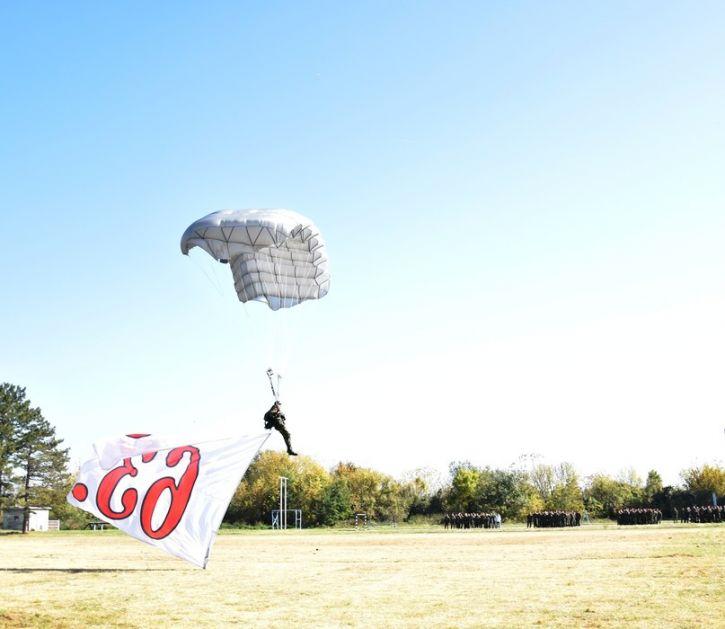 U Nišu održana svečanost povodom Dana vojnih padobranaca