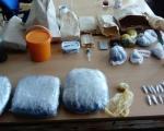 U Nišu zaplenjeno više od 6,5 kilograma marihuane, uhapšene dve osobe
