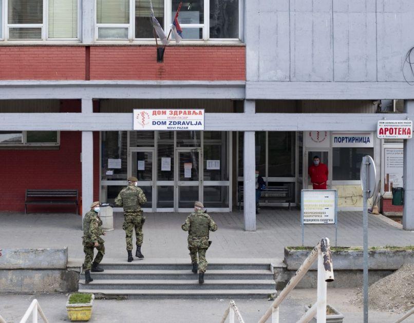 U Novom Pazaru, Sjenici i Tutinu 2250 osoba u samoizolaciji