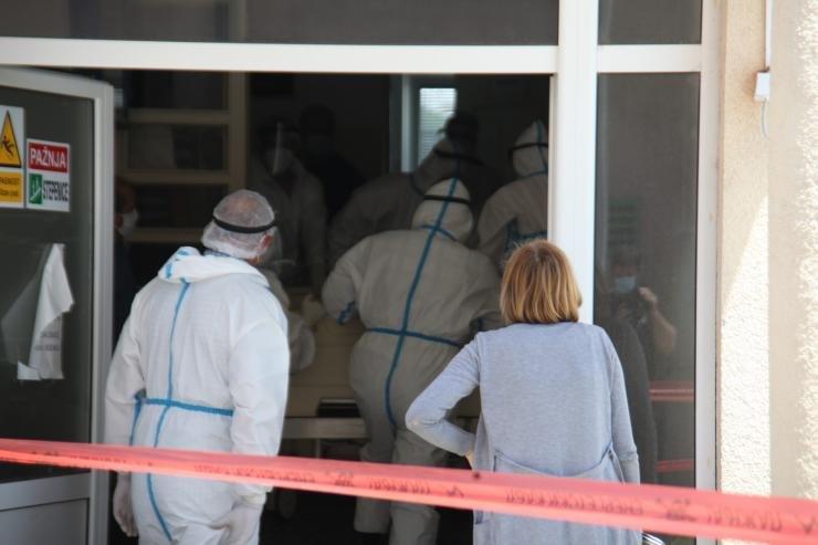 U Novom Pazaru od kovida preminulo još troje pacijenata
