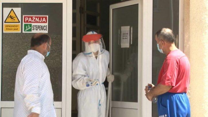 U Novom Pazaru preminuo jedan kovid pacijent, 140 hospitalizovanih