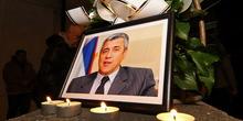U Novom Sadu paljenje sveća za Ivanovića