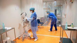 U Opštoj bolnici u Čačku 137 pacijenata sa korona virusom, 12 u teškom stanju