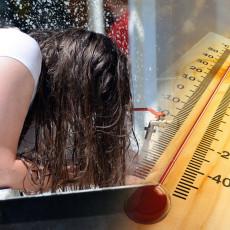 U PAKLU ĆE BITI HLADNIJE - RHMZ IZDAO UPOZORENJE: Živa u termometru će dostići 42 stepena!