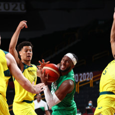 U PETOJ BRZINI: Favorit za MEDALJU pregazio Afrikance! Briljirao NBA šampion iz 2014!