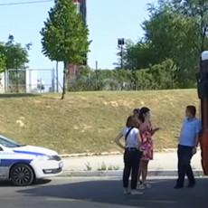 U PITANJU SU BILI MINUTI: Poznato šta se dešava sa mališanom (4) koga je vozač pronašao u autobusu kod Lešća