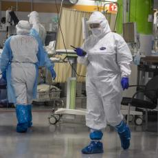 U PROKUPLJU NAPETO: Još uvek ima slobodnih postelja, ali nema dovoljno zdravstvenih radnika