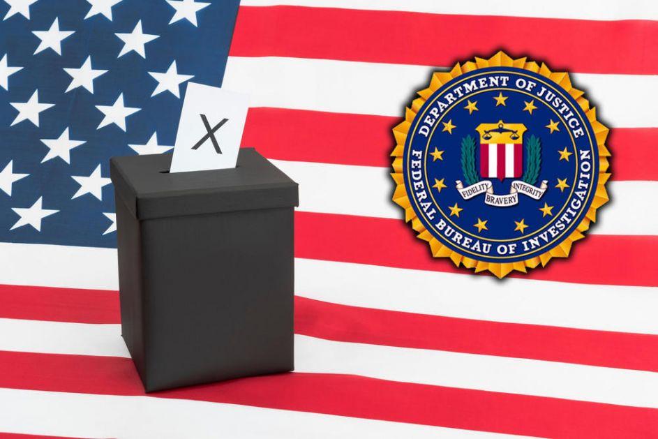 U PROVERU REZULTATA IZBORA U SAD SE UKLJUČIO I FBI: Agenti tražili podatke o krađi od agencije koja je radila i za republikance!