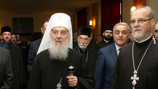 U Patrijaršiji obeležena decenija od izbora patrijarha Irineja