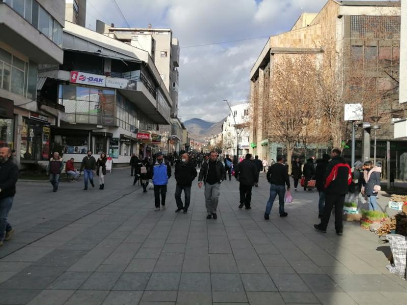 U Pčinjskom okrugu još 46 novoinficiranih  koronavirusom