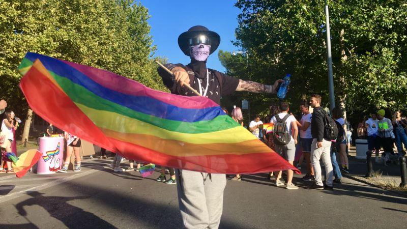 U Podgorici održana sedma Parada ponosa