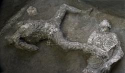 U Pompeji nadjeni ostaci dva muškarca, verovatno bogataša i roba