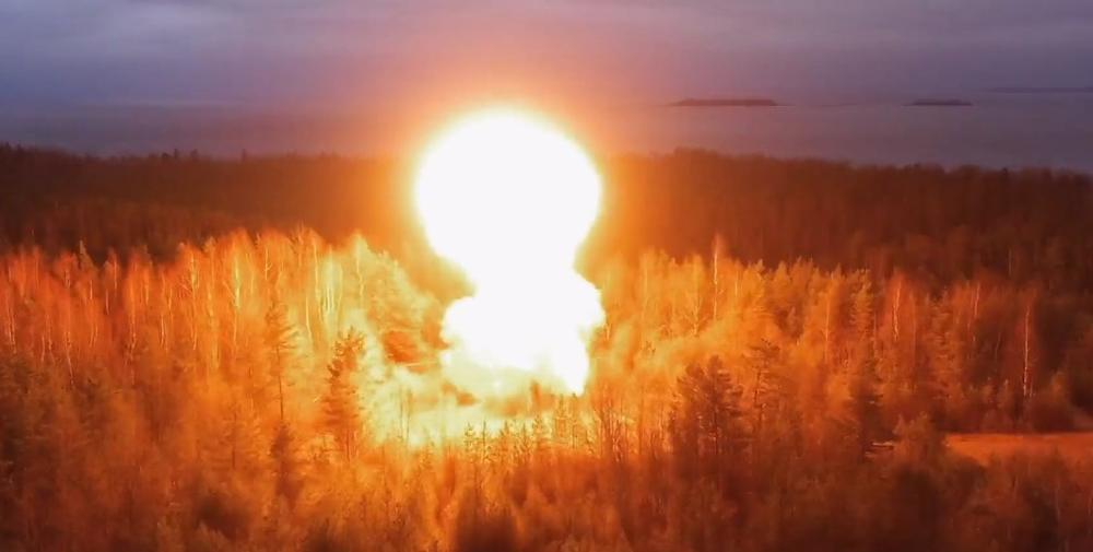 U RUSKU KOMANDU NI NUKLEARNA BOMBA NE MOŽE DA SE PROBIJE: Neviđen test Strateških snaga Rusije (VIDEO)