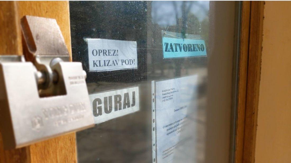 U Republici Srpskoj ugroženo 14.000 radnih mesta