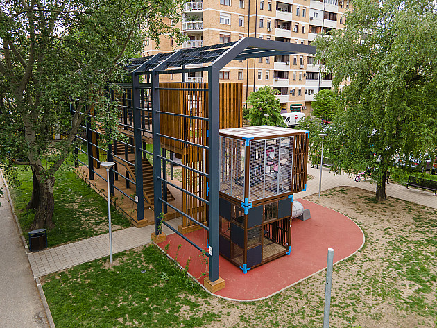 U Rumenačkoj otvoreno jedno od 36 komšijskih prostora