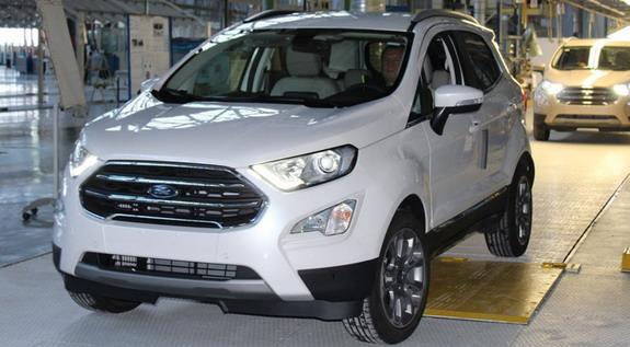 U Rumuniji počela proizvodnja Forda EcoSport