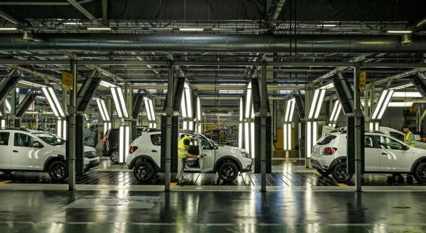 U Rumuniji tokom 2019. proizvedeno više od 490.000 automobila