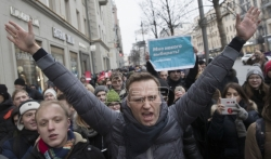 U Rusiji hapšenja saradnika Navaljnog uoči sutrašnjeg protesta zbog njegovog hapšenja