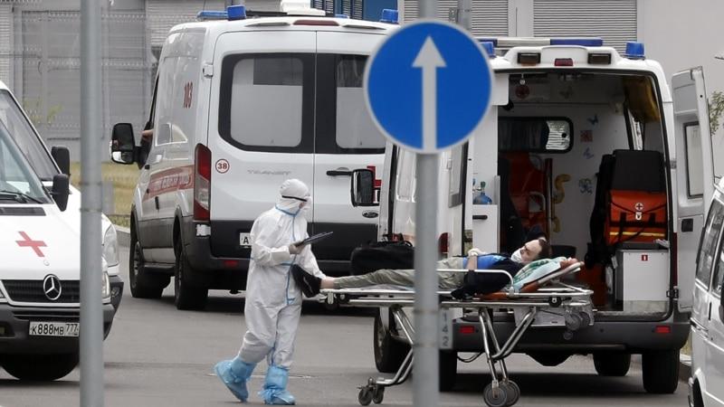 U Rusiji rekordan broj smrtnih slučajeva od COVID-a 19