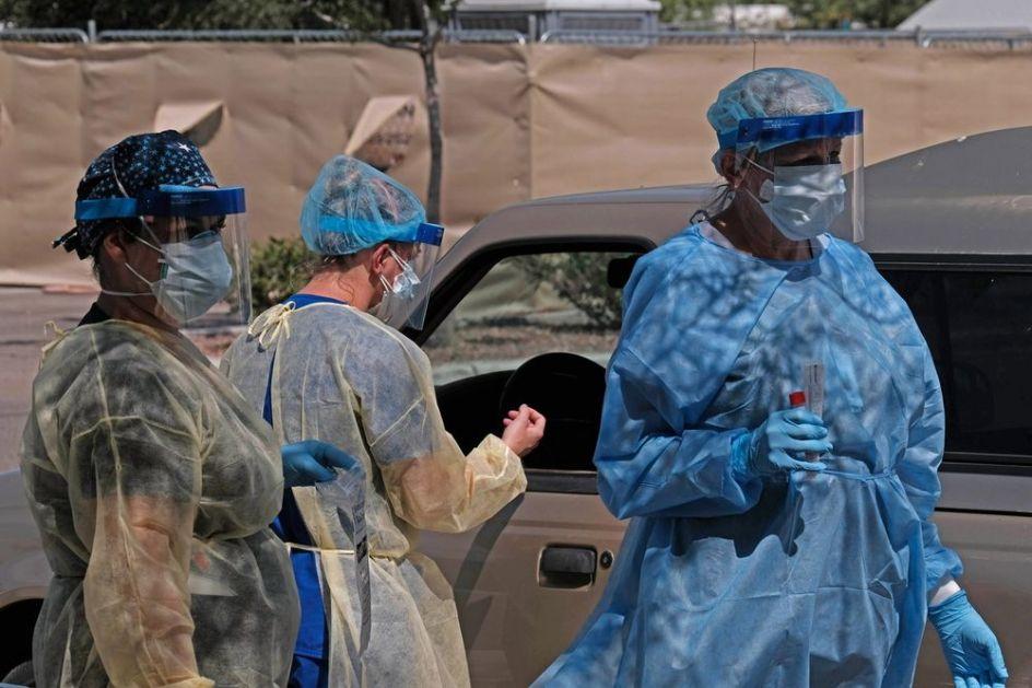 U SAD OD KORONE OBOLELO PREKO 2,5 MILIONA LJUDI: U 36 država raste broj zaraženih, zabrinjavajuća situacija na Floridi