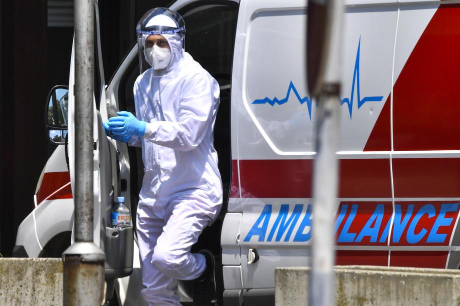 SAD: Novi rekordi, broj zaraženih raste u 40 od 50 država