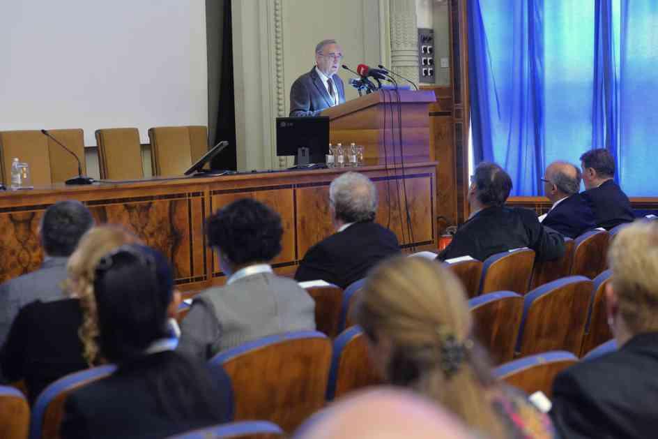 U SANU se održava konferencija Ljudska prava u 21. veku