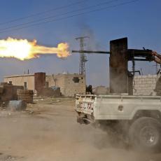 U SIRIJI SE NE SMIRUJE, BORBE SU SVE ŽEŠĆE: Poginulo 10 sirijskih vojnika, 15 povređeno!