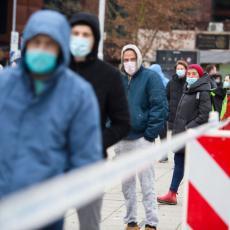 U SRPSKOJ PONOVO TROCIFREN BROJ ZARAŽENIH: Preminulo je devet osoba od posledica koronavirusa