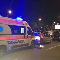 U SUDARU kod aerodroma POVREĐENO sedam osoba među kojima i DETE!