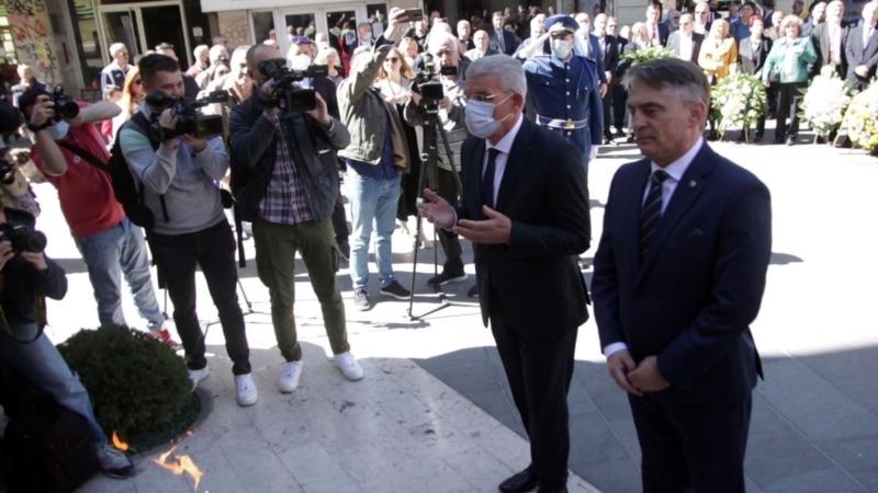 U Sarajevu obilježen Dan pobjede na fašizmom i Dan Europe
