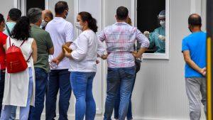 U Severnoj Makedoniji 641 osoba zaražena, novih 12 smrtnih slučajeva