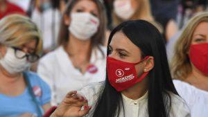 U Severnoj Makedoniji obavezno nošenje maski i na otvorenom, kazna 20 evra