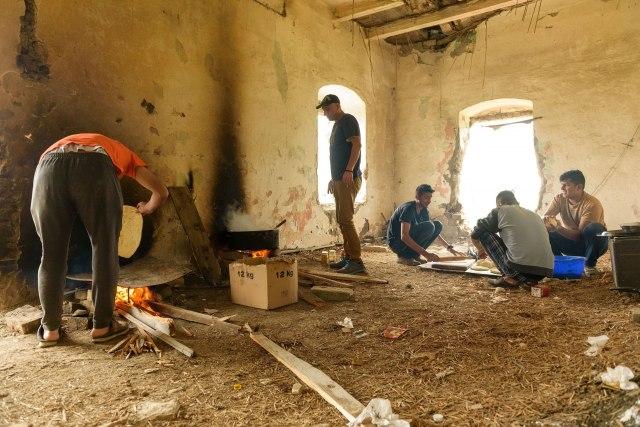 U Severnoj Makedoniji pronađen 81 migrant u blizini granice sa Srbijom